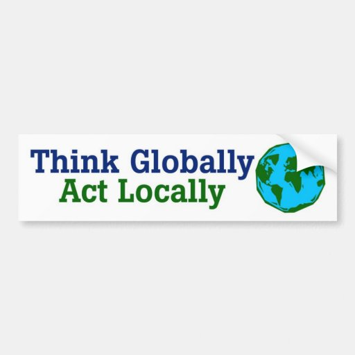 Think globally kiss locally 2