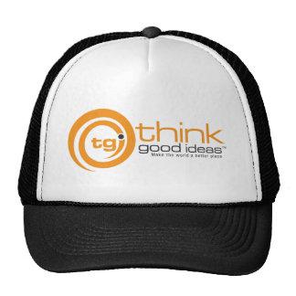 think good ideas trucker hat