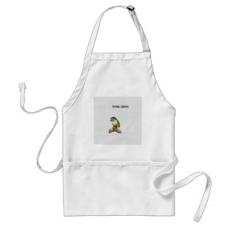 Think Green 2 Adult Apron