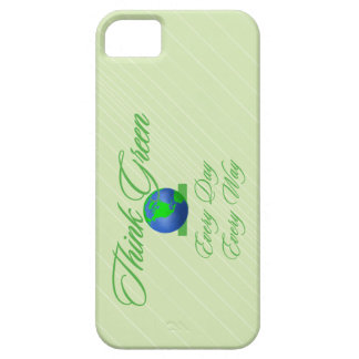 Think Green 2 Custom iPhone 5 Case