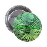 Think Green 2 Pinback Button