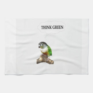 Think Green 2 Towel