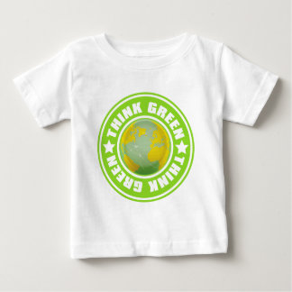 Think_Green Baby T-Shirt
