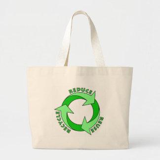 THINK GREEN CANVAS BAG