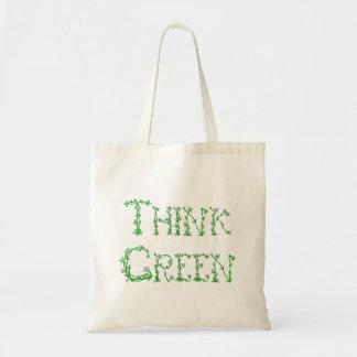 """Think Green"" Bag"