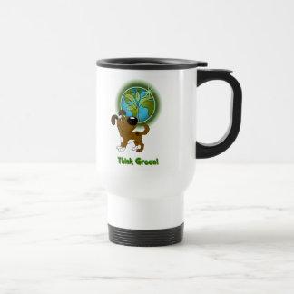 Think Green! (Boots) Travel Mug
