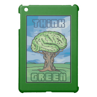 Think Green, Brain Case For The iPad Mini