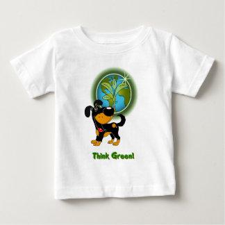 Think Green! - Bubba Baby T-Shirt
