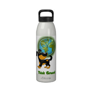 Think Green! (Bubba) Drinking Bottle