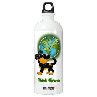 Think Green! (Bubba) SIGG Traveler 1.0L Water Bottle