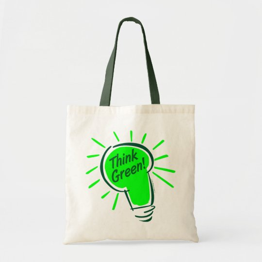 Think Green! Budget Tote