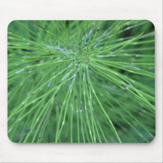 Think Green! by GRASSROOTSDESIGNS4U Mousepad