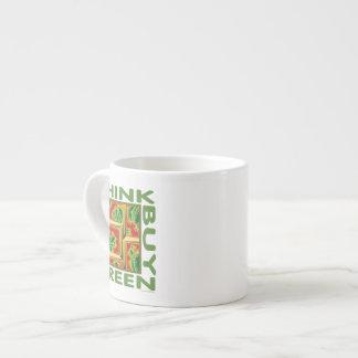 Think Green, Cactus Espresso Cup