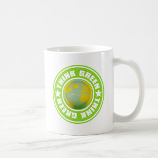 Think_Green Coffee Mug