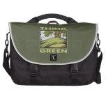 Think Green Computer Bag