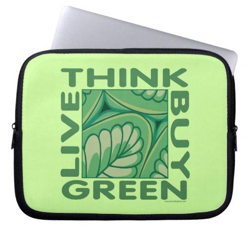 Think Green Computer Sleeve