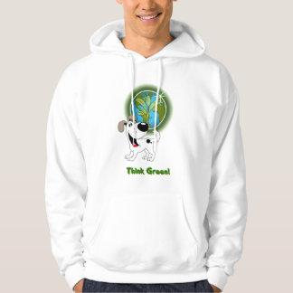 Think Green! - Cutie Hoodie
