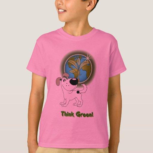 Think Green! (Cutie) T-Shirt