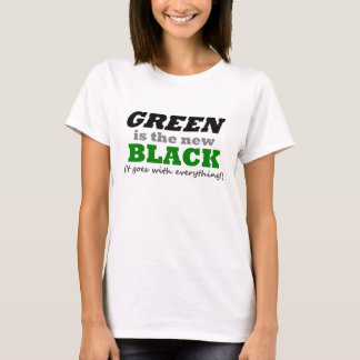 Think Green!  Earth Day 2011 T-Shirt