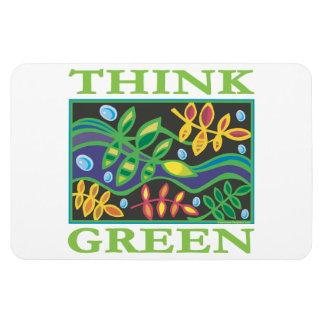 Think Green Environmental Flexible Magnet
