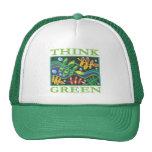 Think Green Environmental Hat