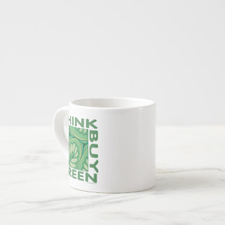 Think Green Espresso Cup