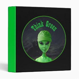 Think Green ET Binder