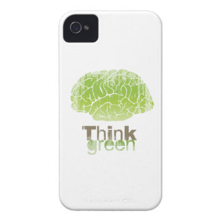 THINK GREEN Faded png Case-Mate Blackberry Case
