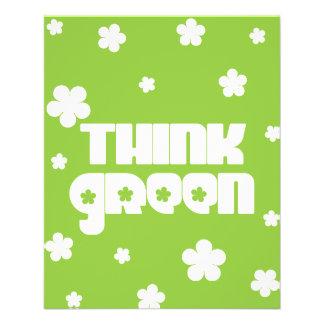 Think Green Flyer