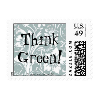 Think Green! from Prospect Architecture, PC Stamp