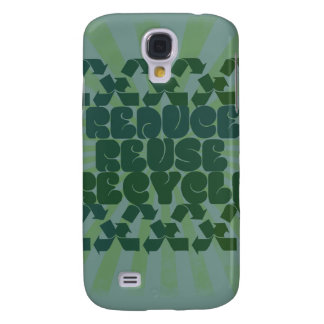 Think Green Galaxy S4 Cover