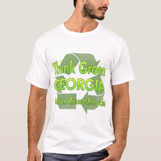Think Green Georgia T-Shirt