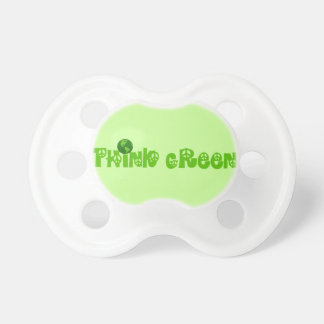 Think Green Globe Pacifier