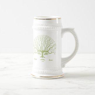 Think Green II Coffee Mugs