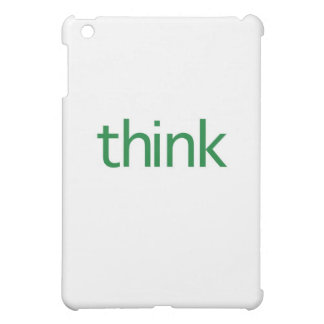 think (green) case for the iPad mini