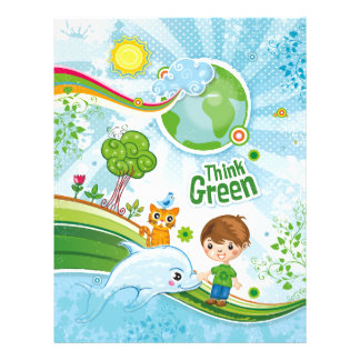 Think Green Kids Flyer