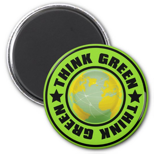 Think_Green Magnet