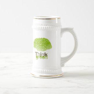 Think Green Mugs