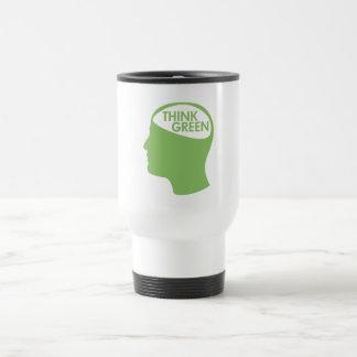 Think Green Coffee Mugs