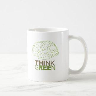 THINK GREEN - MUG