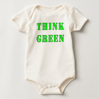 Think Green Organic Baby Bodysuit