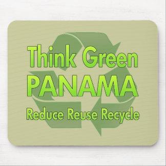 Think Green Panama Mouse Mats