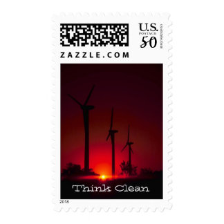 Think Green Postage