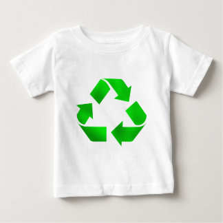 Think Green - Recycle Baby T-Shirt