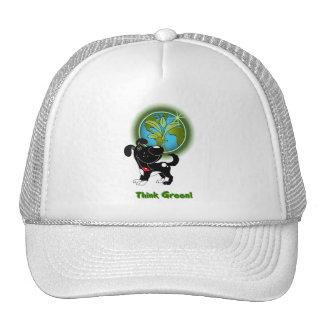 Think Green! - Shadow Hats