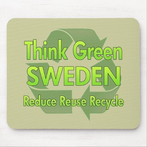 Think Green Sweden Mouse Mat