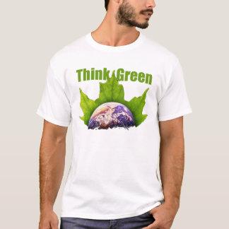 Think Green t-shirts