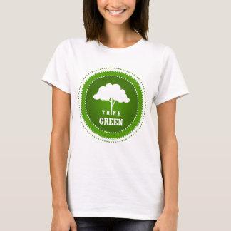 "Think Green ""T"" T-Shirt"