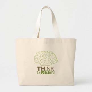 THINK GREEN - TOTE BAGS