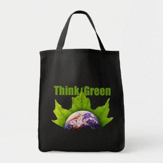 Think Green totebag Bag